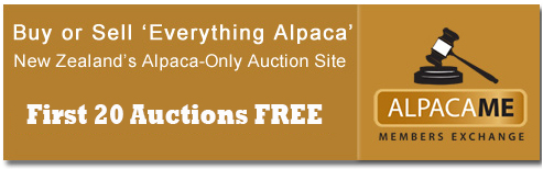 AlpacaME Auction Site